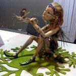 """""""Дриада. Авторская кукла"""", Курило Ю.Н."""