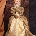 """Елизавета. Авторская кукла"", Курило Ю.Н."