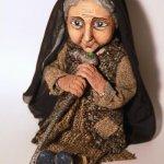 """""""Бабушка (кукла для спектакля)"""", Шарапова Ю.Г."""
