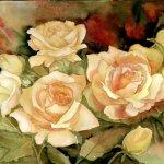 """""""Розы"""", Горюнова О.А."""