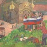 """Пленэр во Владимире"", Моргунова Алена"